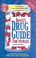 Daviss Drug Guide For Nurses 9th Edition With Dvr