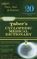 Tabers Cyclopedic Medical Dictionary 20th Edition