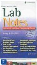 Lab Notes Guide To Lab & Diagnostic Tests