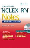 NCLEX-RN Notes: Countdown to Success