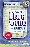 Daviss Drug Guide for Nurses 11th Edition