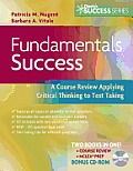 Fundamentals Success A Course Review Applying Critical Thinking to Test Taking With CDROM