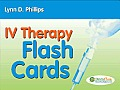 Iv Therapy Notes Flashcards (09 Edition)