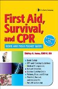First Aid Survival & CPR Home & Field Pocket Guide
