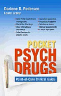 Pocket Psych Drugs Point-of Care Guide (10 Edition)