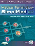 Medical Terminology Simplified A Programmed Learning Approach By Body Systems Text Audio Cd Termplus 3.0 Cd Rom