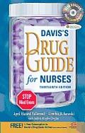 Daviss Drug Guide for Nurses 13th Edition