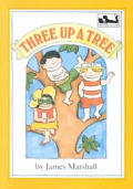 Three Up a Tree (Dial Easy-To-Read)