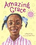 Amazing Grace (Reading Rainbow Book) Cover