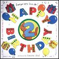 Happy Birthday 2-Year Old
