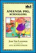 Amanda Pig Schoolgirl Dial Easy To Read