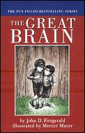 The Great Brain (Great Brain) Cover
