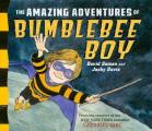 The Amazing Adventures of Bumblebee Boy (Ladybug Girl) Cover