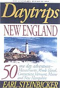 Daytrips New England 2nd Edition