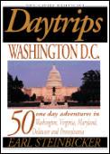 Daytrips Washington Dc 2nd Edition