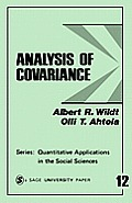 Quantitative Applications in the Social Sciences #12: Analysis of Covariance Cover