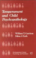 Temperament & Child Psychopathology