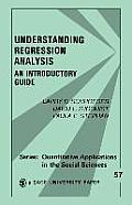 Understanding Regression Analysis (86 Edition)