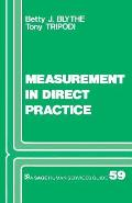 Measurement in Direct Practice