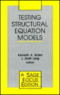 Testing Structural Equation Models (93 Edition)