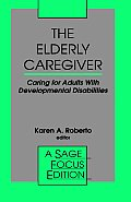 Elderly Caregiver Caring for Adults with Developmental Disabilities