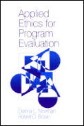 Applied Ethics for Program Evaluation Cover