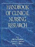 Handbook of Clinical Nursing Research