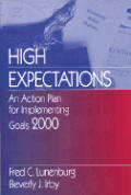 High Expectations: An Action Plan for Implementing Goals 2000