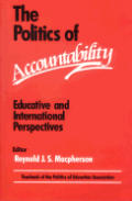 The Politics of Accountability: Educative and International