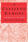 A Citizens' Europe: In Search of a New Order