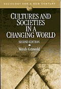 Cultures & Societies In A Changing World