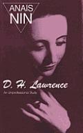 D H Lawrence An Unprofessional Study