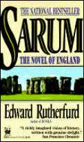Sarum: The Novel of England Cover