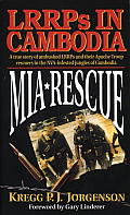 MIA Rescue: LRRP's in Cambodia Cover