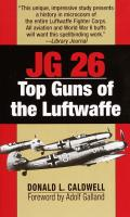 JG 26 Top Guns of the Luftwaffe