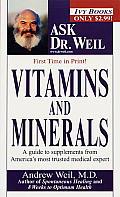 Vitamins & Minerals Ask Dr Weil