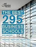 Best 296 Business Schools 2014 Edition
