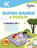 Grade K Super Games & Puzzles (Sylvan Learning)