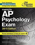 Cracking the AP Psychology Exam (Princeton Review: Cracking the AP Psychology)