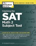 Cracking the SAT Math 2 Subject Test (College Test Preparation)