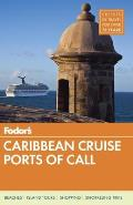 Fodors Caribbean Cruise Ports of Call