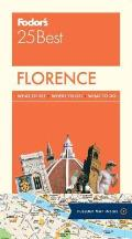 Fodors Florence 25 Best