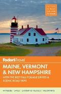 Fodors Maine Vermont & New Hampshire