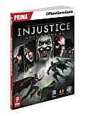 Injustice Gods Among Us Prima Official Game Guide