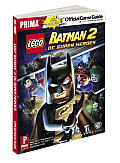 Lego Batman 2 DC Super Heroes for Nintendo Wii U Prima Official Game Guide