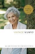 Vintage Munro: Nobel Prize Edition (Vintage Contemporaries Original)