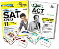 Complete Practice Bundle for the SAT and ACT, 2015 Edition 4C