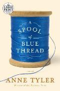 A Spool of Blue Thread (Large Print)