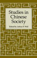 Studies In Chinese Society