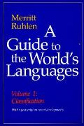 A Guide to the World's Languages: Classifications